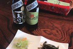 おまけ4 お先に日本酒をいただきます